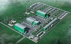 四川第四座全球最先进输电