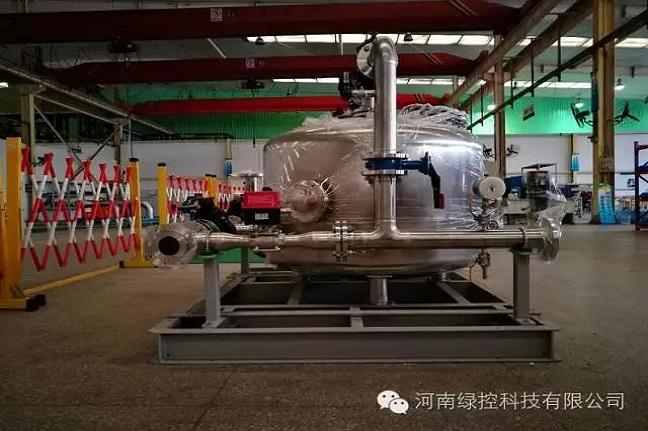 贝博换流站阀水冷辅助冷却设备产品